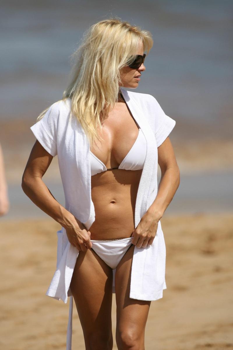Pam halpert bikini #12